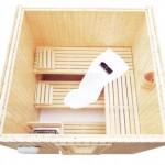 Jak wybrać miejsce do montażu sauny?